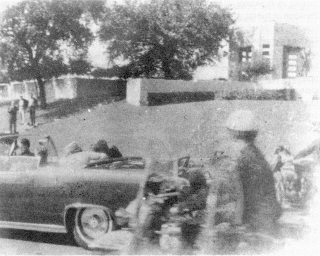 The Grassy Knoll Assassination Agnostic