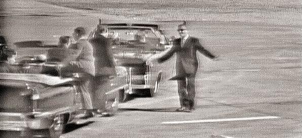 Why was the Secret Service ordered to stand down?