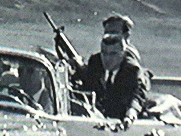 Was JFK killed by friendly fire?